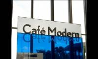 Cafe Modern, The Modern Art Museum of Fort Worth, Pentagram