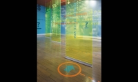 Glass Panels, Off the Wall, SEGD, Lee H. Skolnick Architecture + Design Partnership