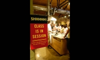 Class, The Savvy Gourmet, Zande+Newman Design