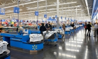 Checkout, Wal-Mart Retail Environment, Wal-Mart, Lippincott