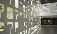 Wall Detail, Skin,  Pavilion of Knowledge, P-06 Atelier, JLCG Architects
