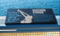 Machine Power Interpretive Panel, Erie Basin Park, IKEA Corporation, Russell Design