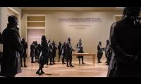 Bronze Figures, National Constitution Center, Ralph Appelbaum Associates