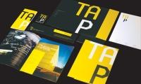 Print Design, Theatre and Auditorium Poitiers (TAP), JLCG Archtects, P-06 Atelier