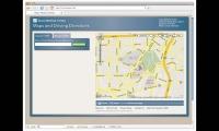 Online Map, Texas Medical Center Wayfinding Master Plan, fd2s Inc.