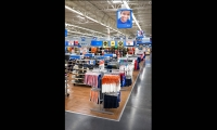 Interior, Wal-Mart Retail Environment, Wal-Mart, Lippincott
