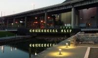 Footbridge, Erie Canal Harbor Project, Erie Canal Harbor Development Corp., C&G Partners