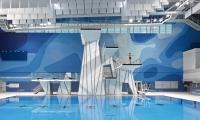 Pan Am/Parapan Am Aquatics Centre and Field House, Toronto, Canada, 2015, Entro