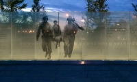 The American Veterans Disabled for Life Memorial is the first national memorial dedicated to the 3.5 million veterans living with permanent disabilities.