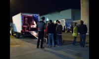 Figure 3. Exhibit Trucks at Lost Horizon Night Market