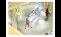 Figure 5.  Eve enters Resource Garden