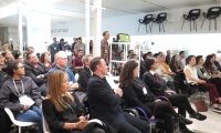 By 2017, the attendance at the event hosted by Umbra had grown to 100, and by 120 in 2018 (image: group event)