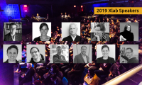 Meet our esteemed 2019 Xlab speakers!