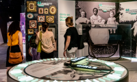 2021 Exhibition and Experience, Girlhood Exhibit Tour