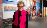 Deborah Sussman, 1931-2014 (Photo: December 2013,  Laura Joliet)