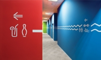 From Archigraphia Redux: Voskresenkoe Health Club and Entertainment Center; Moscow, Russia; Design Firm: Tomatdesign; Client: Voskresenkoe Club-Hotel