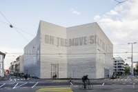 The Kunstmuseum Basel Light Frieze project is the recipient of the 2017 SEGD Global Design Awards Best of Show.