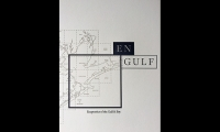 Exhibition Graphics for En/Gulf: Ecopoetics of the Gulf and Bay. (Design: Raafia Jessa)