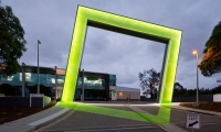 """Gateway"" is featured at St. Peter's Business Parks in Sydney, Australia and in China."