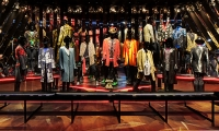 The Style gallery focuses on the band's fashion and its lasting influence on rock-and-roll.