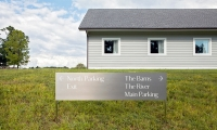 Grace Farms Signage and Wayfinding