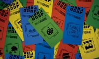 STEP 1 CHOOSE A TAG - Blue = Access & Entrances; Red = Sociability; Yellow = Uses & Activities; Green = Comfort & Image; White = Write your own.