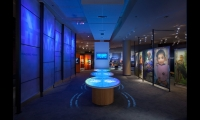 G&A designed and implemented the complete renovation of the exhibits at the Jimmy Carter Library and Museum, Atlanta. (Photo: Jay Rosenblatt)