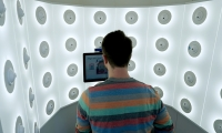 """""""As We Are"""" Interactive Digital Sculpture"""