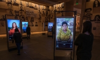 To educate and inspire visitors to the Bill & Melinda Gates Foundation Discovery Center, Bluecadet designed and built a suite of interactive experiences that convey the human impact of global challenges.