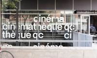 Cinémathèque Québécoise Wayfinding