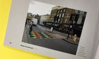 They proposed painting crossings to act as a visible gateway to Brick Lane and to reinforce its sense of identity by building on cultural, historical heritage and traditions of the local area.