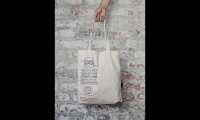 Foreshore Story Line collateral included tote bags.
