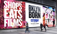There was a need for vibrant temporary graphics to express the spirit of the project and Brooklyn.