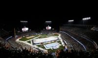 The NHL Stadium Series was headed to the timeless Dodger Stadium and needed a design package that evoked the spirit of Los Angeles.