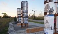 Buffalo Outer Harbor placemaking designed by Trowbridge Wolf Michaels.