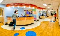 Cincinnati Children's Transitional Care Center after the 2011 renovation. (Copyright JH Photo)
