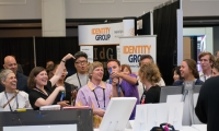 Kapica at the 2017 SEGD Conference Experience Miami raffle and auction