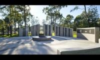 Dotdash (Brisbane) worked with landscape architect John Van Pelt on the memorial.