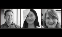 Kelly Franznick of Blink UX, Luly Yang of Luly Yang Couture, and Andrea Weatherhead, Weatherhead Experience Design, will lead a session on Innovating for People.