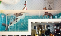 Diorama detail, Westward