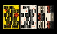AFROPUNK Festival Rebrand.