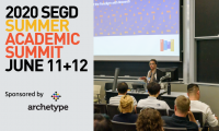 Stay connected to the latest research in design. Attend the 2020 SEGD Academic Summit!