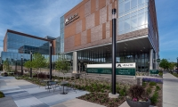 In 2014, the University of Minnesota Health was seeking an opportunity to reevaluate their care model, brand position and expenditures through a new facility, which would be home to the newly formed MHealth Clinics and Surgery Center.