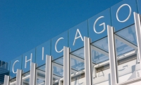 Adventurous art: In 2009 the Art of Institute of Chicago opened its new Modern Wing. Pentagram designed the classic typographical treatment that has become a new Chicago landmark; Entro also worked on the signage program.