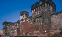 Eastern State Penitentiary Facade, Photo Credit: Albert Vecerka, 2001