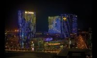 The City of Dreams is a four-tower hotel, gaming, and entertainment complex on Macau's Cotai Strip.