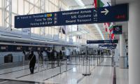 Chicago Airport Signage, Photo courtesty of Joseph Mackereth