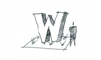 """This was a quick """"How about like this?"""" sketch in a meeting with our University of Washington EGD master plan client."""