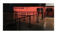 "David Bowie Is (Barcelona): ""David Bowie Is"" ... a retrospective exhibition curated and designed by the London V&A, with 300 objects."