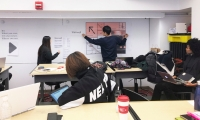 Prototyping in the classroom at FIT